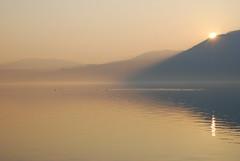 (*Vasek*) Tags: autumn mist fall fog nikon czech moravia d80