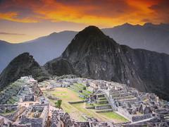 Machu Picchu - Wuayna Picchu
