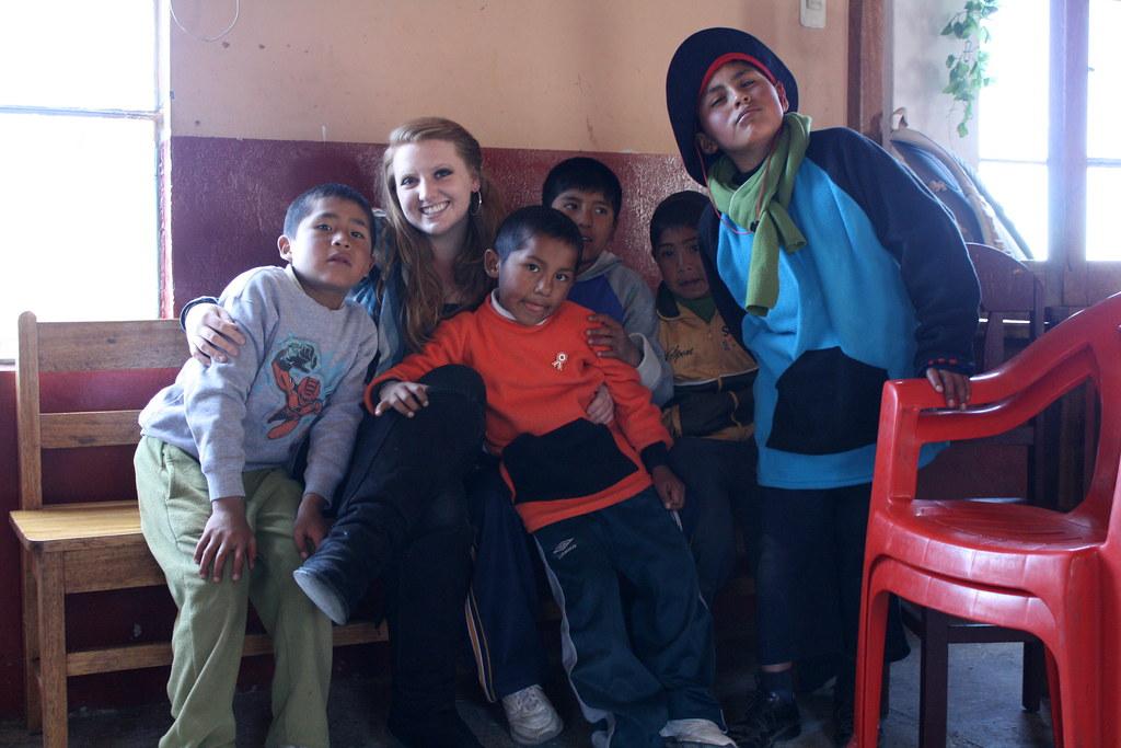 Pro Humanitate in Peru