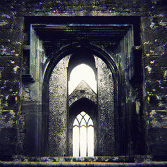 (Con Ryan) Tags: limerick photoshoppery quinnfriary