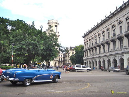 Central Park of Havana Centro