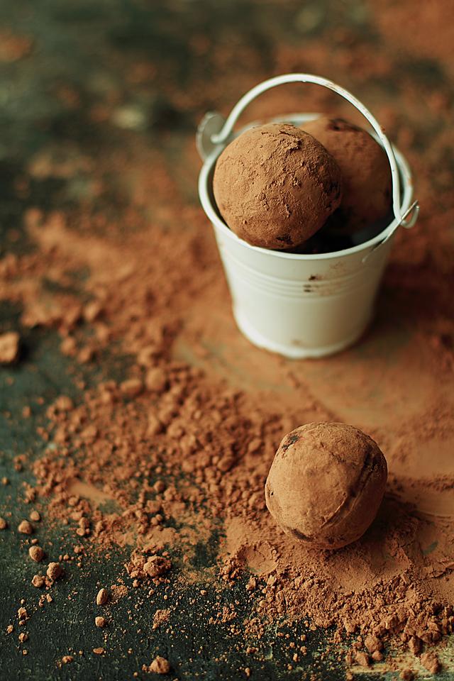Journey Kitchen: Chocolate Cinnamon Date Truffles (Sugar Free) and Eid ...