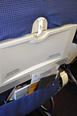 IBERIA Líneas Aéreas de España A340-600: Economy seat-back. (A380spotter) Tags: españa spain cabin satellite cabina seats 600 airbus mad britishairways economy ib a340 asientos baw satélite iag ibe t4s lemd aeropuertointernacionaldemadridbarajas jacintobenavente seatbackpocket ecjfx aeropuertodemadridbarajas terminal4s iberialíneasaéreasdeespaña madlhr aenaaeropuertos maridbarajas salidasinternacionalnoshengen internationalnonshengendepartures puertasdeembarquersu departuregatesrsu ib3180 ba7050 puertass29s31 internationalconsolidatedairlinesgroupsa flight31102011ib3180madlhr12a0151