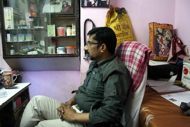 Mission Delhi - Dr Ubaidul Aleem, Chiniot Basti