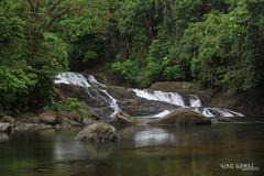 Bangon Falls, Calbayog City (Gino Gomez) Tags: waterfall falls bangon calbayog