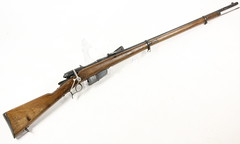 113. Antique Italy Vetterli Rifle