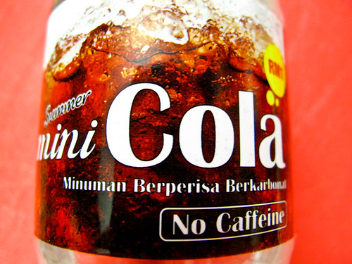 IMG_0234 Mini Cola , no caffeine , Product of Malaysia