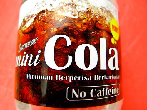 IMG_0234 Mini Cola , no caffeine , Product of Malaysia
