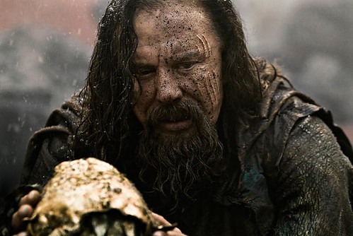 Mickey Rourke as Hyperion in Immortals