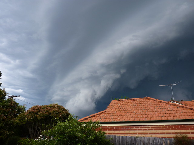 Storm clouds 09/11/11