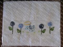 Toalhinha de mão (Golla & Zolla) Tags: fuxico toalha patchwork lavabo toalhinha enxoval patchcolagem toalhademão patchaplique