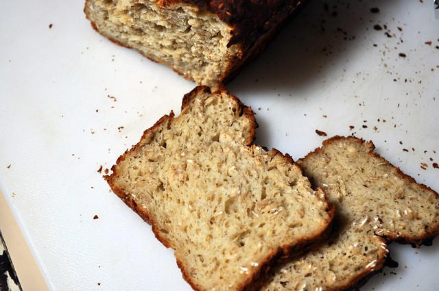 Honey & Oat Bread
