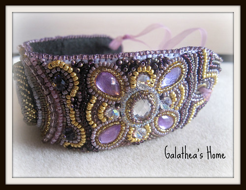 Embroidery Ladyaran detalle II by Rebeca_Rodriguez