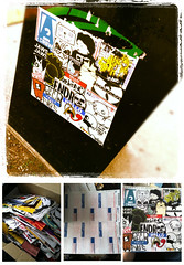 Box Combo (OMLET.OPAL) Tags: art graffiti stickers combos stayalive photocoyote