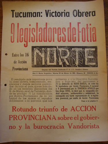 Norte Revolucionario Nº 20