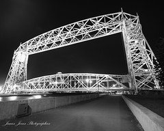 Lift Bridge (Lakeshore Images) Tags: night pentax sigma 20mm 1020mm 1020 duluth kx 10mm 10mm20mm