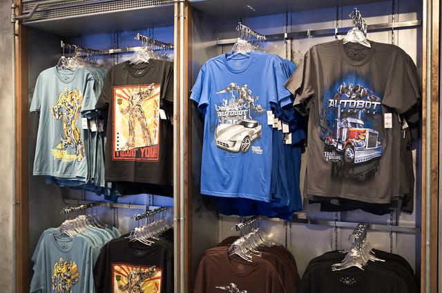 Transformers T-Shirts