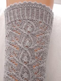 leaflace. pattern by Stephanie van der Linden