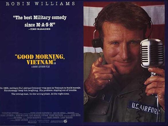 Number 193 Good Morning Vietnam (1987)