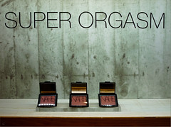 Super Orgasm (oxfordian.world) Tags: uk greatbritain england london glitter orgasm blush cosmetics windowdisplay oxfordstreet nars pinkglow oxfordian grosbritannien superorgasm oxfordianworld oxfordiankissuth 3662012thegreatleapforward