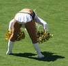 Charger Girls-033 (tolousse59) Tags: california girls sexy football pom high cheerleaders dancers legs sandiego boots kick nfl briefs cheer cheerleading miniskirt chargers pons spankies