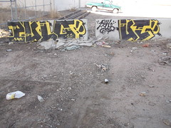 pulout (Simple_Former_Racist.) Tags: life night graffiti louisiana denver bitch ropes snif krew lnl klutch fusn pulout lnlk