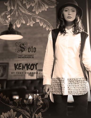 Female Winner of Solo Online Model Search 2011. Pheobe Rutaquio