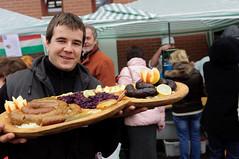 X11_0285 (neonzu1) Tags: people food festival rural outdoors pig countryside hungary village meat pork participant cookoff competitor somogy eventphotography szenna hurka zselic szennaihurkafesztivl jmagyarorszgvidkfejlesztsiprogram newhungaryruraldevelopmentprogramme