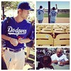 Compilation of photos from Dodgers spring training at Camelback Ranch a few weeks ago