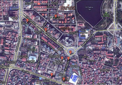 Cho thuê nhà  Cầu Giấy, Số 60 phố Trần Đăng Ninh, Chính chủ, Giá 22 Triệu/Tháng, Anh Hải, ĐT 0975343536