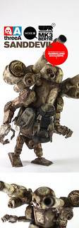 threeA - MK3 WWRp Sand Devil and Day Watch