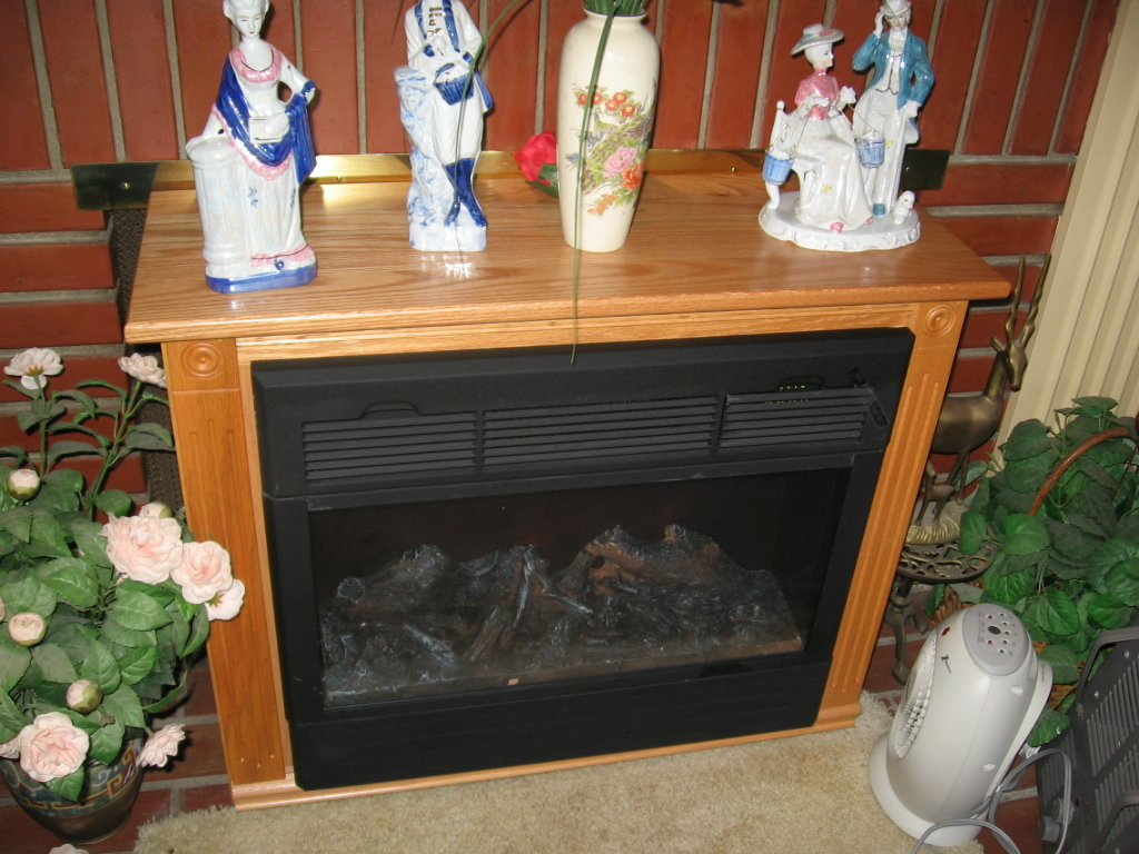 Amish fireplace heaters