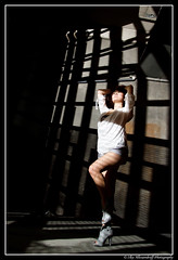 Michiko@Nakatsu / 山永みちこ / 中津 (Ilko Allexandroff / イルコ・光の魔術師) Tags: strobist portrait natural 山永みちこ 山永 みちこ ambient coco sunny cocosunny black white yamanaga michiko people softbox 80x60 人 ポートレート 阪急 中津 梅田 倉庫 nakatsu warehouse sexy セクシー ilko allexandroff explore art photography 写真 イルコ woman women girl feminine portraiture canon 50d canon50d dslr slr キャノン umbrella flash beautiful kobe japan bokeh なにわ naniwa osaka asian asianbeauty グラマー dark beautyshoots 大阪 mostinteresting most more interesting awesome 関西学院大学 関西学院 関西