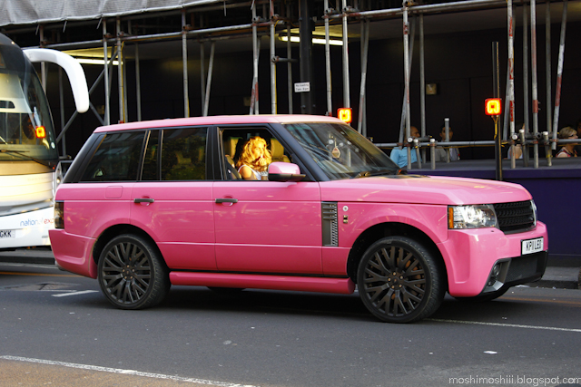 pink porn - oxford street
