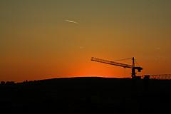 silence (thearchaic) Tags: sunset silhouette brno czechrepublic petrov