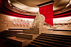 / Inside the Temple of Lenin. The All-Father (_ghosty_) Tags: cool uncool leninsmuseum  cool2 sovietarchitecture     uncool2 uncool3 uncool4 uncool5 uncool6 uncool7