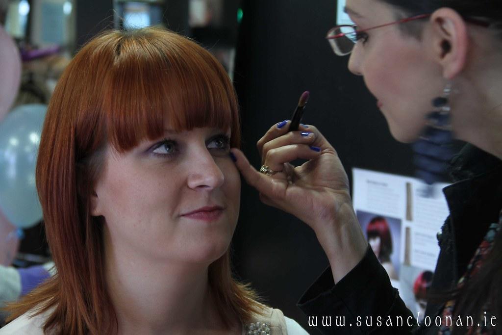 Makeup artist at Lloyds
