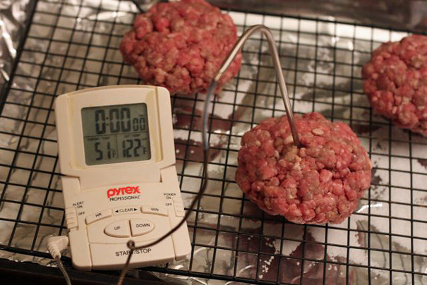 Oven Roasted Hamburgers - Amateur Gourmet
