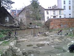 Excaciones arqueológicas participativas en Saint Denis by manuel guerrero
