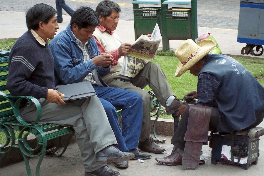Обычный день в Куско© Kartzon Dream - авторские путешествия