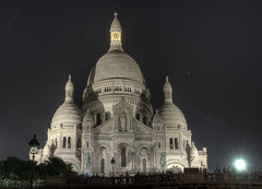 Sacr Coeur - Basilique - Paris 18 me - (Rog01) Tags: paris montmartre sacrecoeur hdr