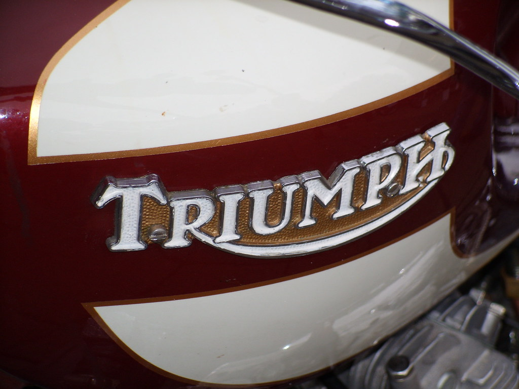 Triumph - Thundersprint Northwich, Cheshire