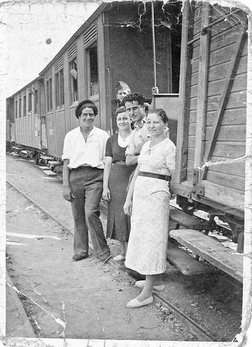 Tren Borjica.