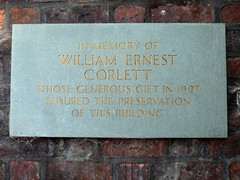 Photo of Stone plaque number 7931