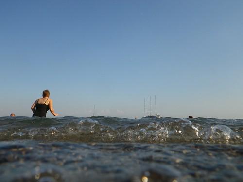 アマルフィの海10
