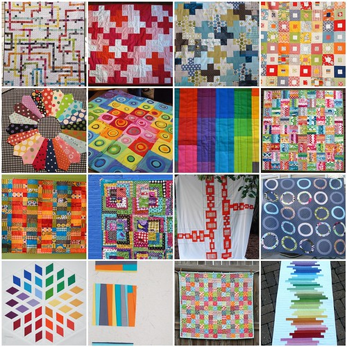 Between Quilts Inspiration Board