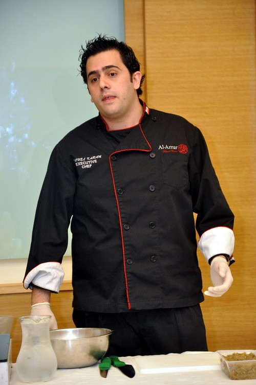 Epicure Executive Chef Michel Karam
