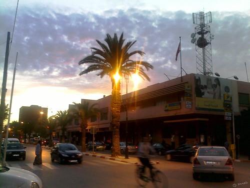 Boulevard Mohamed V شارع محمد الخامس