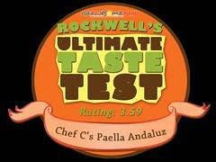 Chef C's Paella Andaluz