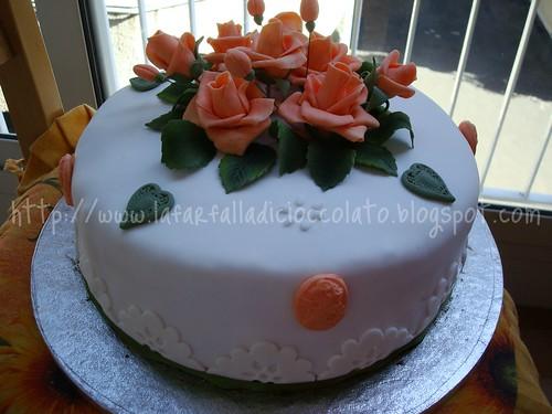 Torta Rose Cameo 5